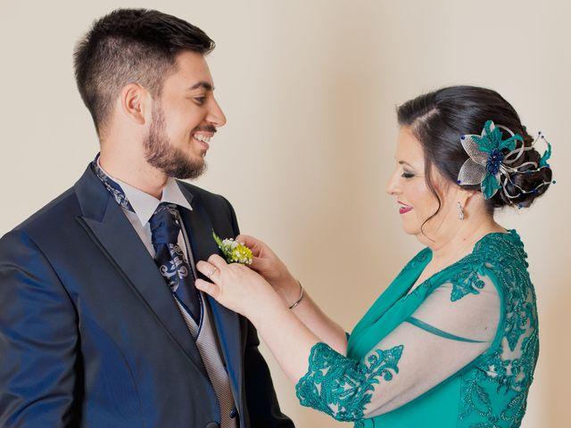La boda de Dario y Vanesa en Antequera, Málaga 13