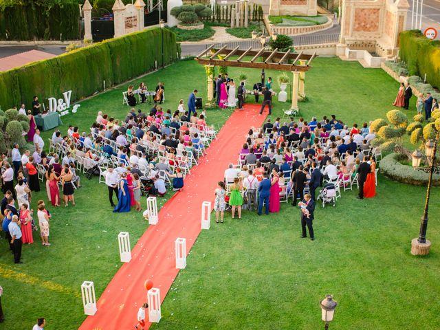 La boda de Dario y Vanesa en Antequera, Málaga 17