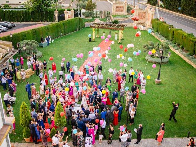 La boda de Dario y Vanesa en Antequera, Málaga 21