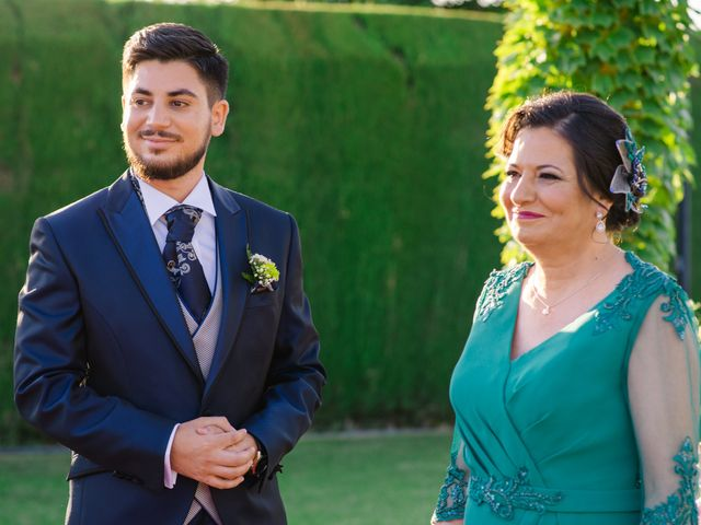 La boda de Dario y Vanesa en Antequera, Málaga 22