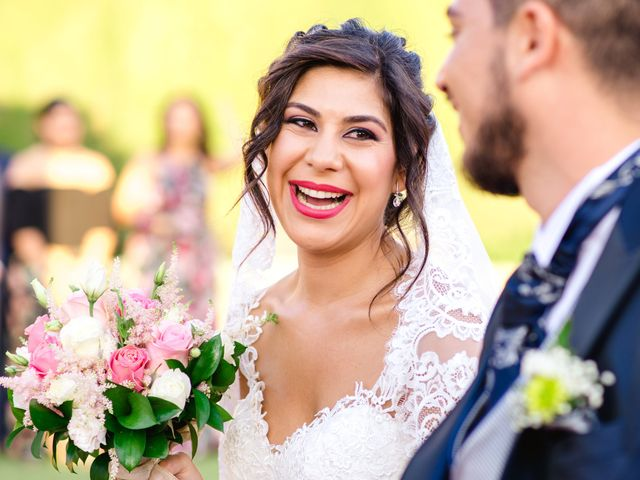 La boda de Dario y Vanesa en Antequera, Málaga 25