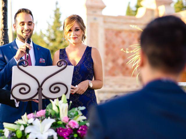 La boda de Dario y Vanesa en Antequera, Málaga 31