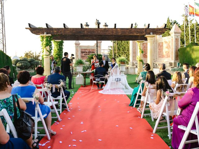 La boda de Dario y Vanesa en Antequera, Málaga 32