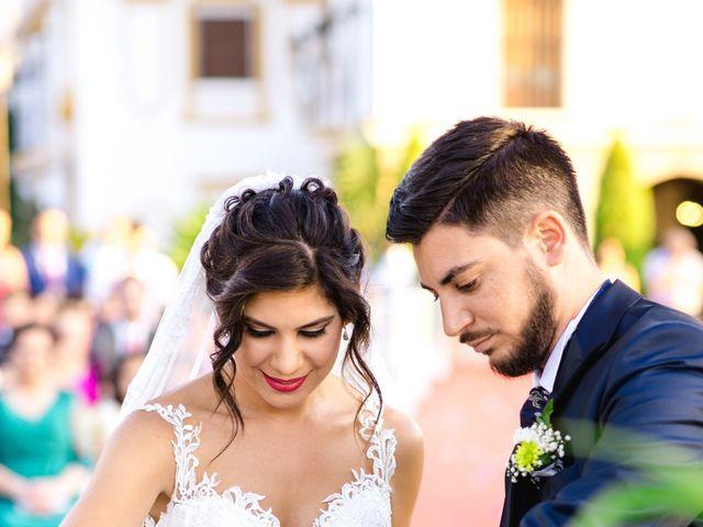 La boda de Dario y Vanesa en Antequera, Málaga 34