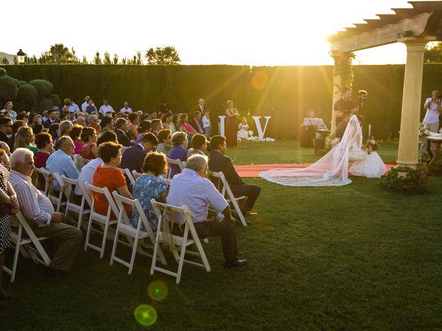 La boda de Dario y Vanesa en Antequera, Málaga 35