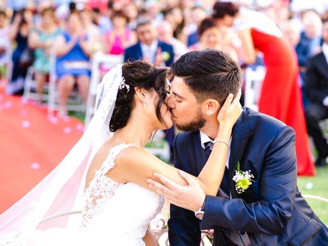 La boda de Dario y Vanesa en Antequera, Málaga 36