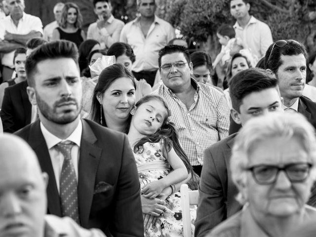 La boda de Dario y Vanesa en Antequera, Málaga 37
