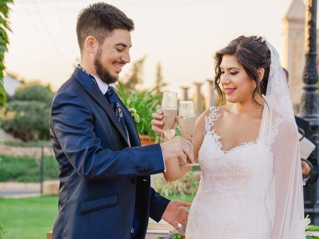 La boda de Dario y Vanesa en Antequera, Málaga 40