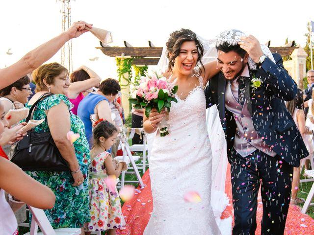 La boda de Dario y Vanesa en Antequera, Málaga 41