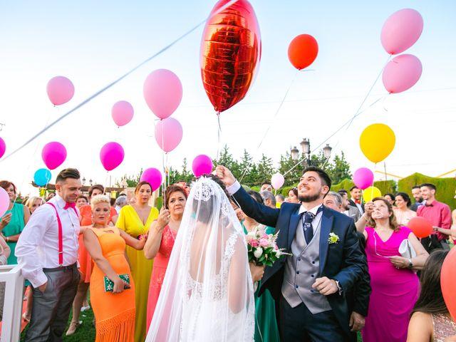 La boda de Dario y Vanesa en Antequera, Málaga 50