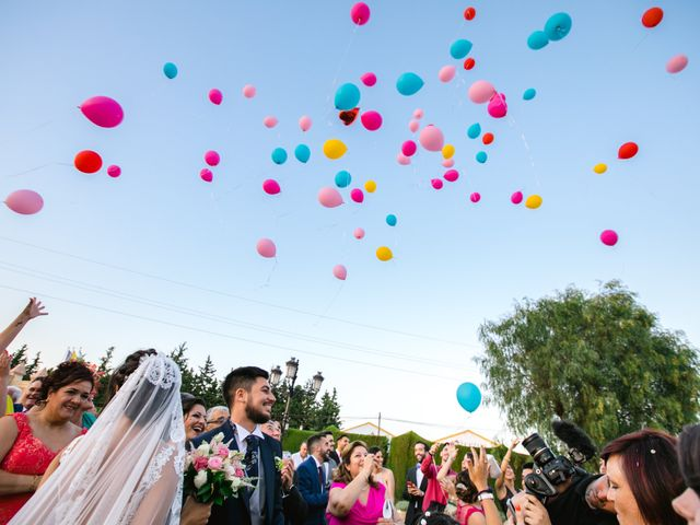 La boda de Dario y Vanesa en Antequera, Málaga 51