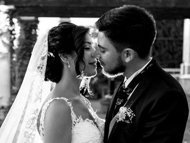 La boda de Vanesa y Dario