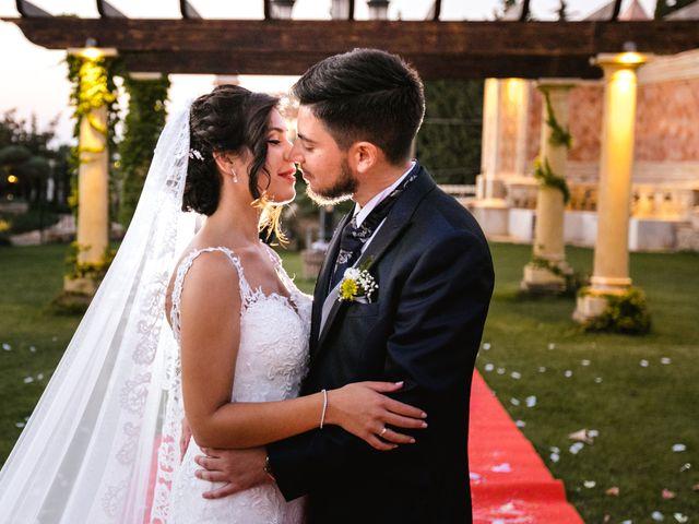 La boda de Dario y Vanesa en Antequera, Málaga 56