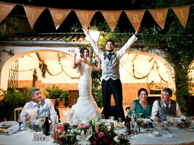 La boda de Dario y Vanesa en Antequera, Málaga 67