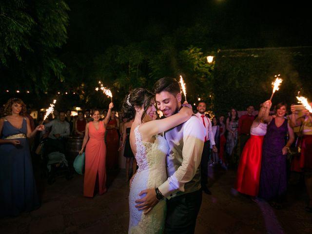 La boda de Dario y Vanesa en Antequera, Málaga 72