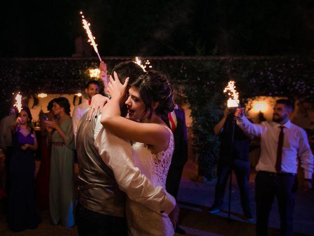 La boda de Dario y Vanesa en Antequera, Málaga 74