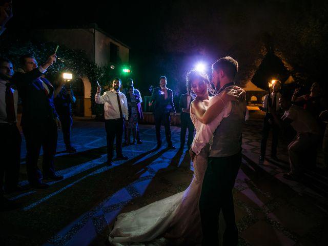 La boda de Dario y Vanesa en Antequera, Málaga 75