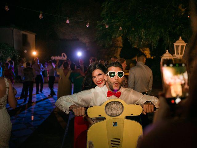 La boda de Dario y Vanesa en Antequera, Málaga 82