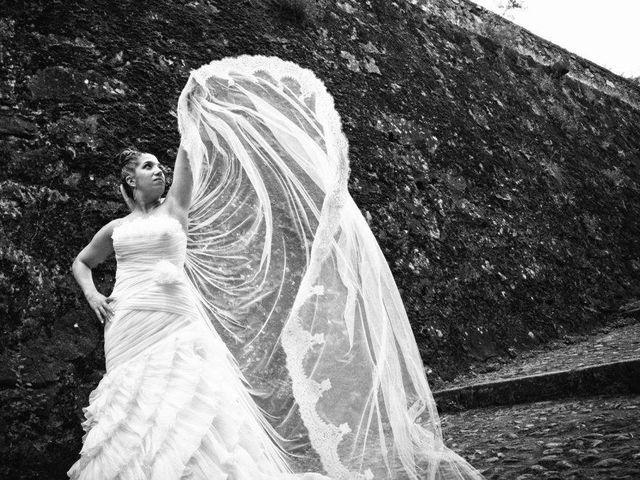 La boda de Alicia y Samuel en Segovia, Segovia 3