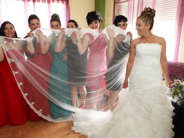La boda de Alicia y Samuel en Segovia, Segovia 6