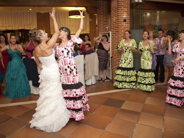 La boda de Alicia y Samuel en Segovia, Segovia 11