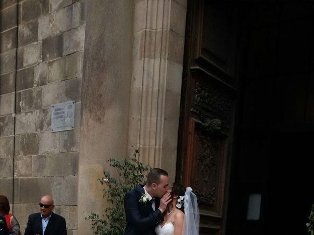 La boda de Abel  y Rosy  en Barcelona, Barcelona 5