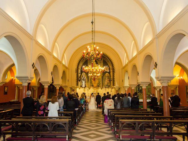 La boda de Rafa y Lurdes en La Carlota, Córdoba 16