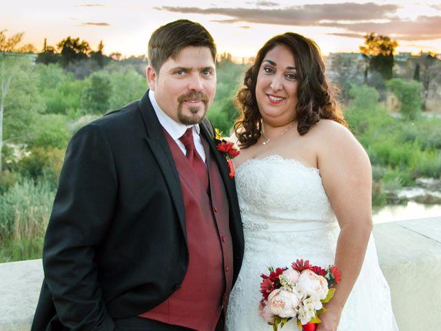 La boda de Lurdes y Rafa