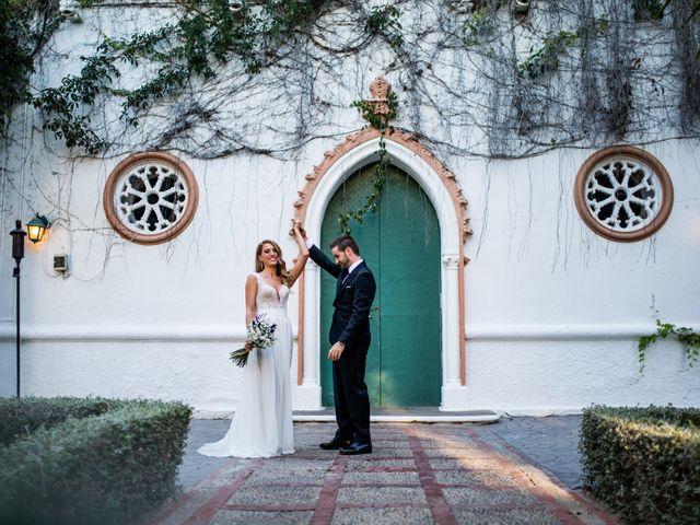 La boda de Patricia y Manolo