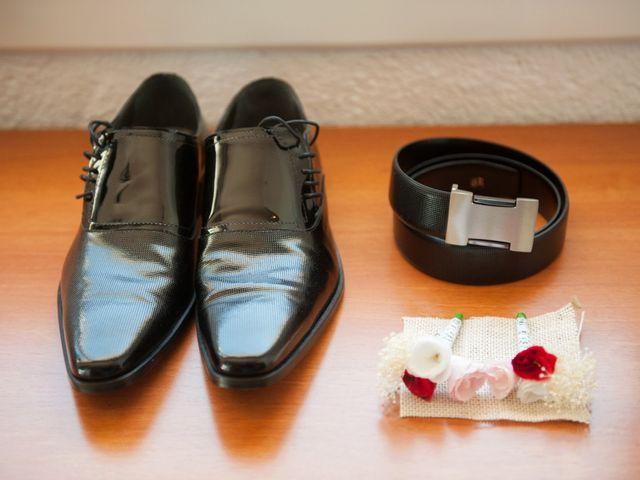 La boda de Javier y Jenifer en El Bruc, Barcelona 2