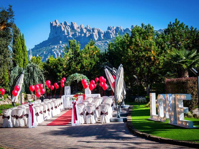 La boda de Javier y Jenifer en El Bruc, Barcelona 17