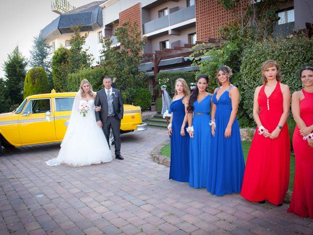 La boda de Javier y Jenifer en El Bruc, Barcelona 18