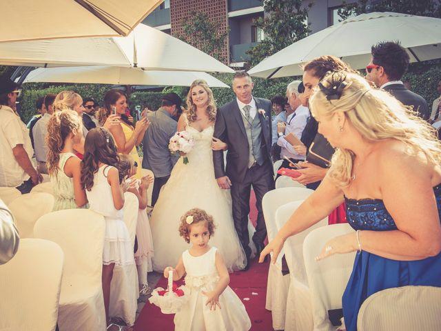 La boda de Javier y Jenifer en El Bruc, Barcelona 19