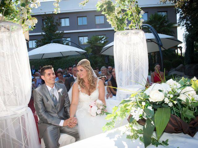 La boda de Javier y Jenifer en El Bruc, Barcelona 21