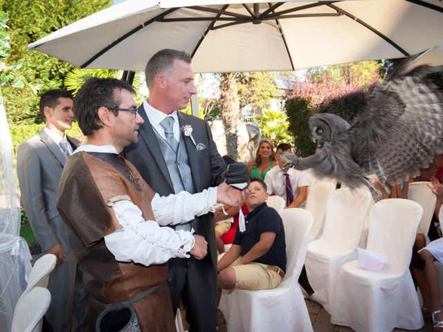 La boda de Javier y Jenifer en El Bruc, Barcelona 22