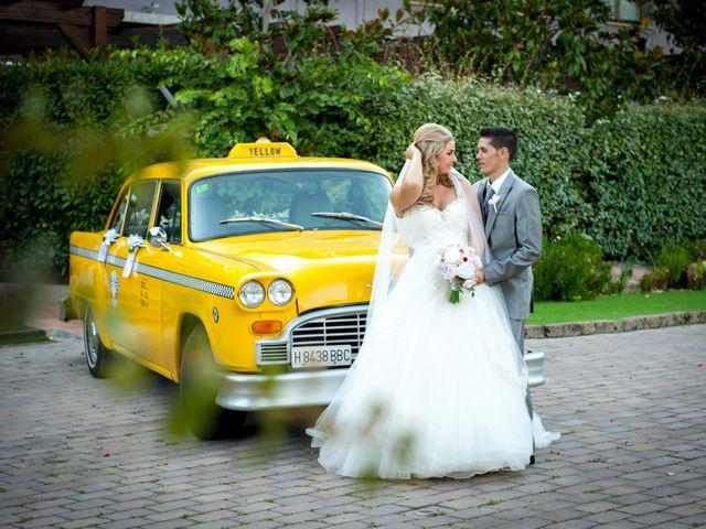 La boda de Javier y Jenifer en El Bruc, Barcelona 28