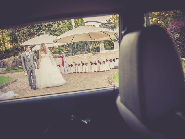 La boda de Javier y Jenifer en El Bruc, Barcelona 32