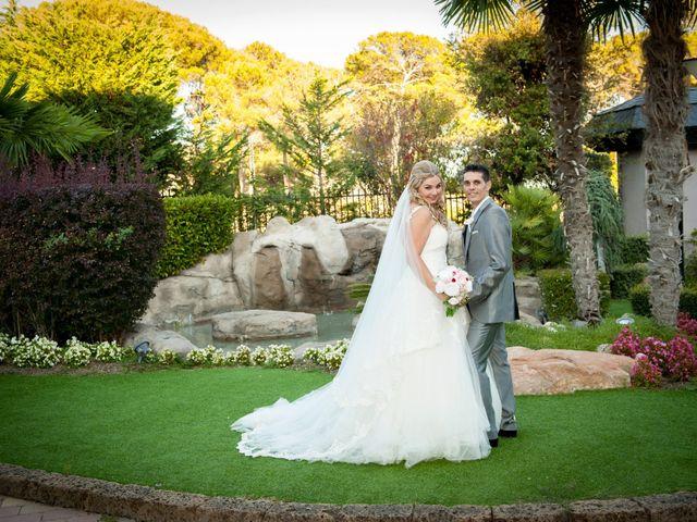 La boda de Javier y Jenifer en El Bruc, Barcelona 33