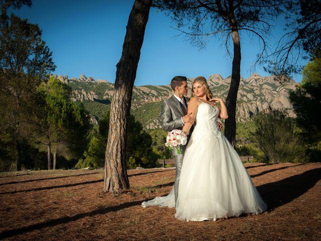La boda de Javier y Jenifer en El Bruc, Barcelona 34