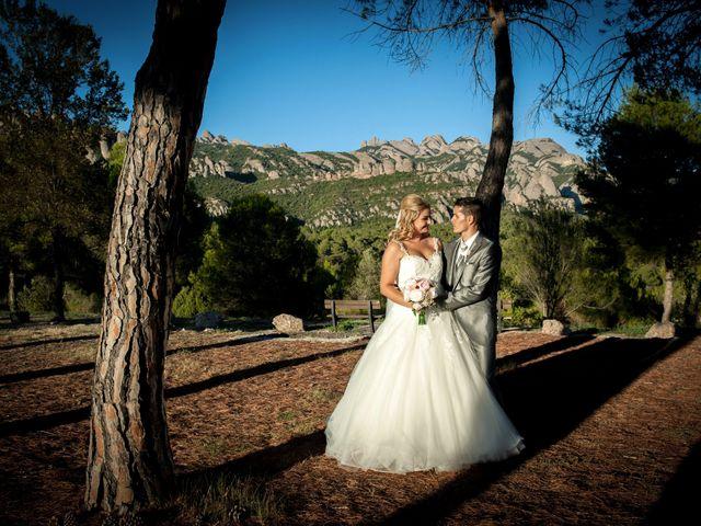 La boda de Javier y Jenifer en El Bruc, Barcelona 35