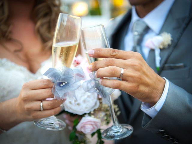 La boda de Javier y Jenifer en El Bruc, Barcelona 1