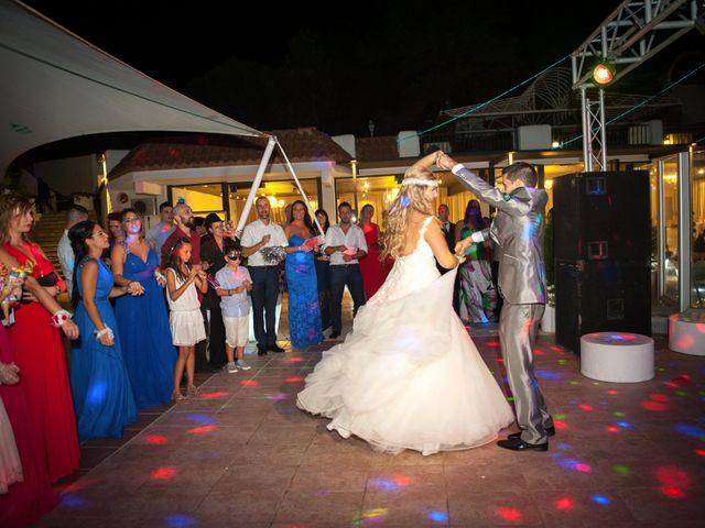 La boda de Javier y Jenifer en El Bruc, Barcelona 57