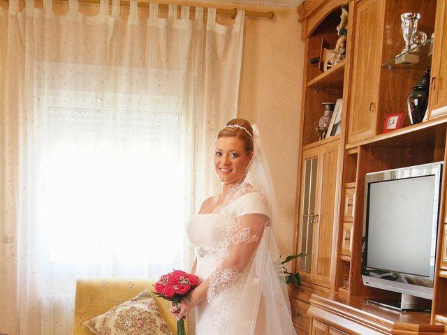 La boda de Joaquin y Esther en San Clemente, Cuenca 8