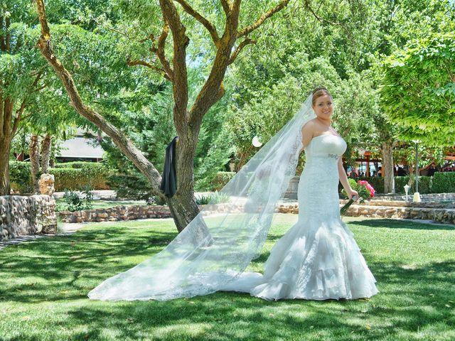 La boda de Joaquin y Esther en San Clemente, Cuenca 1