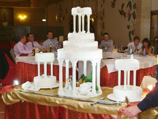 La boda de Joaquin y Esther en San Clemente, Cuenca 4