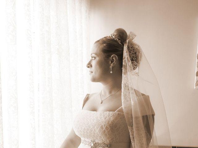 La boda de Joaquin y Esther en San Clemente, Cuenca 11