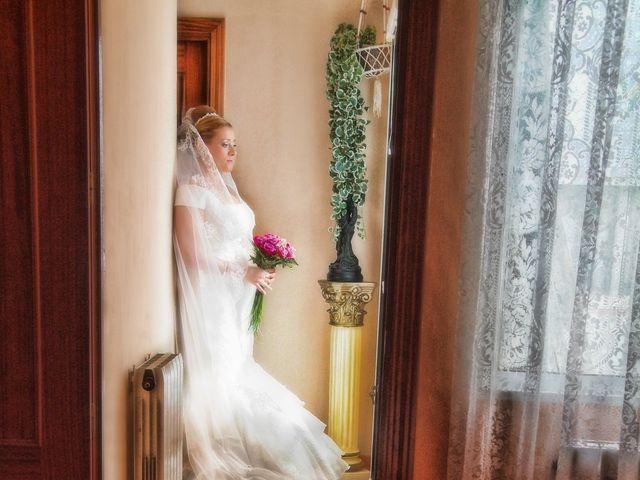 La boda de Joaquin y Esther en San Clemente, Cuenca 12