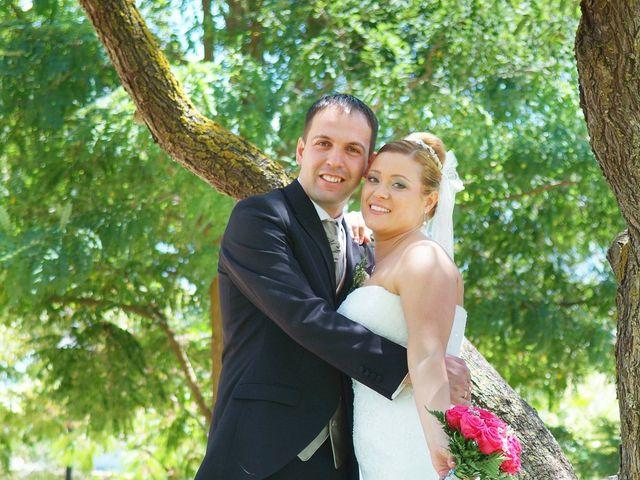 La boda de Joaquin y Esther en San Clemente, Cuenca 13