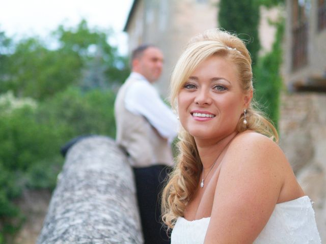 La boda de Joaquin y Esther en San Clemente, Cuenca 16