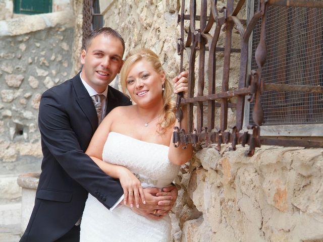 La boda de Esther y Joaquin